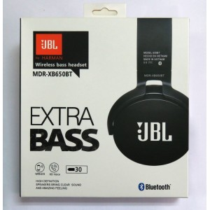 Hands Free JBL HARMAN XB 650 BT (black)