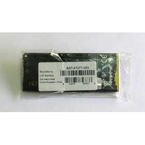 АКБ 100% емкость Black Berry LS1
