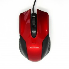 Мышка проводная Mouse HD5621 (red)