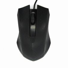Мышка проводная Mouse HD5621 рельеф (black)