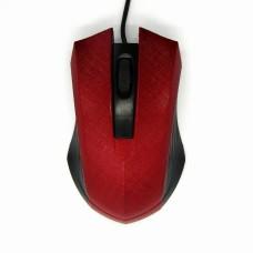 Мышка проводная Mouse HD5621 рельеф (red)