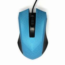 Мышка проводная Mouse HD5621 рельеф (blue)