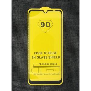Стекло Xiaomi Redmi Note 7 5D (black)