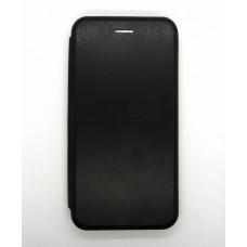 Чехол-книжка ориг кожа Xiaomi K20 (black)