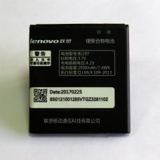 АКБ оригинал Lenovo BL197
