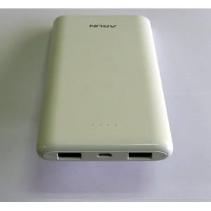 Power Bank Arun CK-01 (10000 mA) (white)