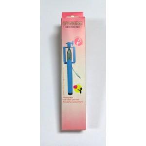 Селфи палка длинная нога (pink)