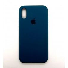 Silicone Case iPhone X/XS оригинал №46