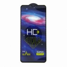 Стекло HD+ Samsung A02S (black)
