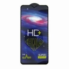 Стекло HD+ Samsung A10S (black)