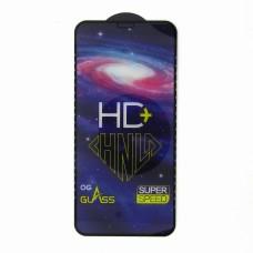Стекло HD+ iPhone XS 5.8 (black)
