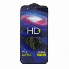 Стекло HD+ iPhone 12 mini 5.4 (black)