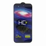 Стекло HD+ iPhone 12 PRO MAX 6.7 (black)