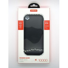 Power Bank JOYROOM D-M218 10000 (black) с экраном