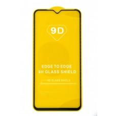 Стекло Xiaomi Redmi 8 5D (black)