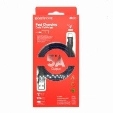 Data cable Borofone BU13 Type-C (black)