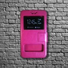 Чехол Универсальный 5,5 (откр. в бок) (pink)