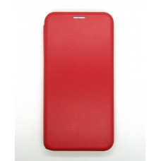 Чехол-книжка ориг кожа Samsung A10S (red)