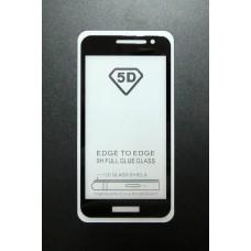 Стекло Samsung J2 core/J260 5D (black)