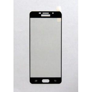 Стекло Samsung A710 3D (black)