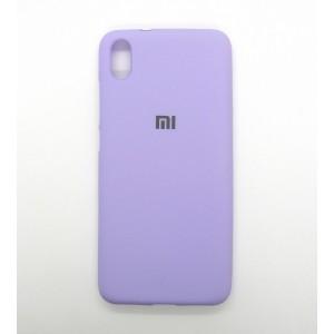 Silicone Case copy Xiaomi Redmi 7A (violet)