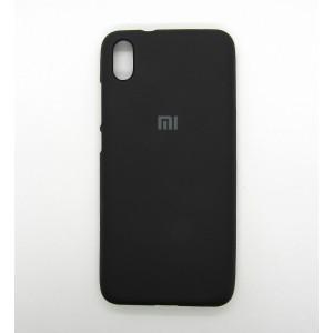Silicone Case copy Xiaomi Redmi 7A (black)