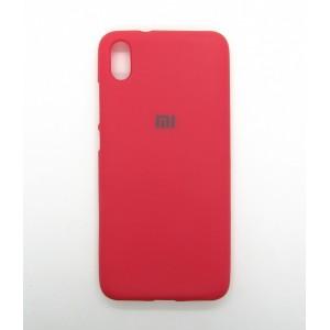Silicone Case copy Xiaomi Redmi 7A (red)
