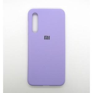 Silicone Case copy Xiaomi MI9 SE (violet)