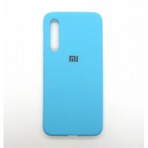 Silicone Case copy Xiaomi MI9 SE (бирюза)