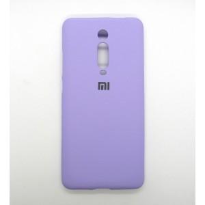 Silicone Case copy Xiaomi K20 (violet)