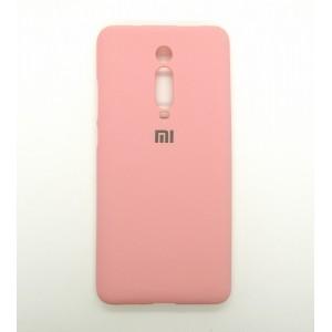 Silicone Case copy Xiaomi K20 (pink)