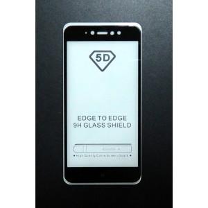 Стекло Xiaomi Redmi Note 5A 5D (black)