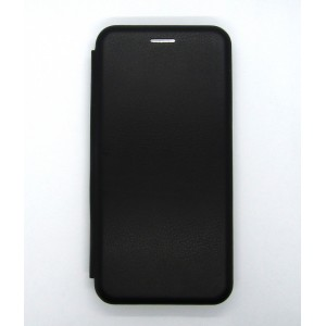 Чехол-книжка ориг кожа Xiaomi MiPlay (black)