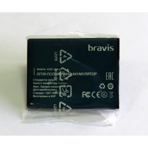 АКБ BRAVIS A 401