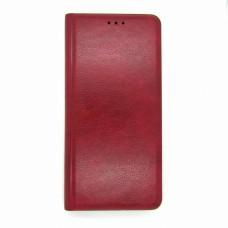 Чехол-книжка Premium Xiaomi Redmi Note10 Pro (bordo)