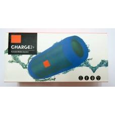 Колонка JBL CHARGE 2+ (blue)