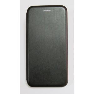 Чехол-книжка ориг кожа Huawei P Smart Plus (black)
