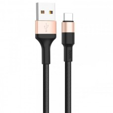 Data cable Hoco X26 TYPE-C 1m оригинал (black)