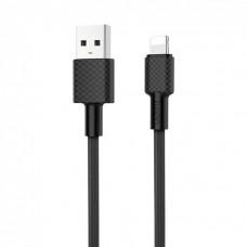 Data cable Hoco X29 iPhone 1m оригинал (black)