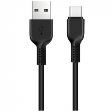 Data cable Hoco X20 Type-C оригинал 1м (black)
