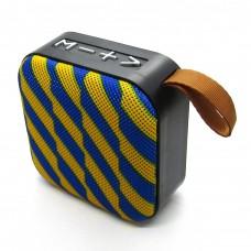 Колонка Wireless Speaker T5 (blue-yellow)