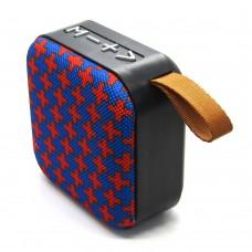 Колонка Wireless Speaker T5 (blue-red)