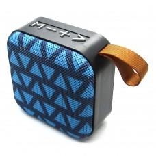 Колонка Wireless Speaker T5 (black-blue)
