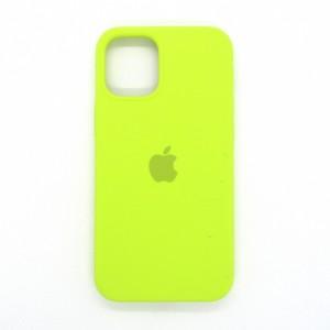 Silicone Case iPhone 12 mini оригинал №41 (40)