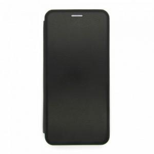 Чехол-книжка ориг кожа Samsung A32 (black)