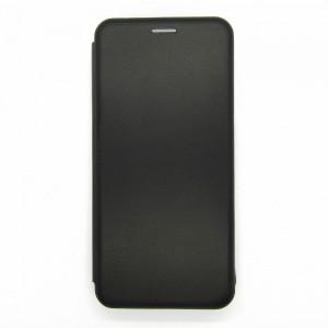 Чехол-книжка ориг кожа Xiaomi Redmi 9T (black)