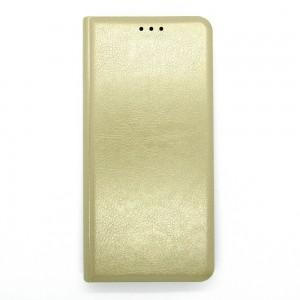 Чехол-книжка Premium Samsung A22 (gold)