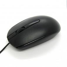 Мышка проводная Optical Mouse 1200DPI (black)