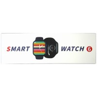 Смарт-Часы Smart Watch 6 (pink)