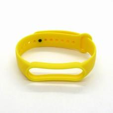 Ремешки для Mi Band 5 (желтый)
